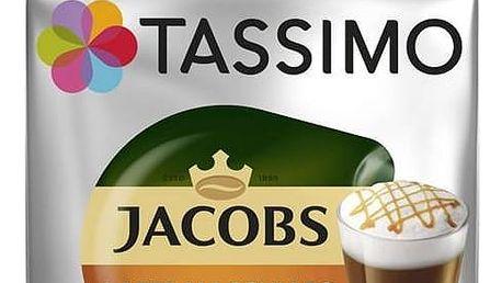 Kapsle pro espressa Tassimo Jacobs Krönung Latte Macchiato Caramel 268g