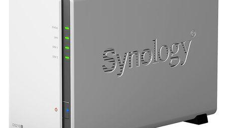 Synology DS216j DiskStation + Programová nabídka Zapni TV k Synology