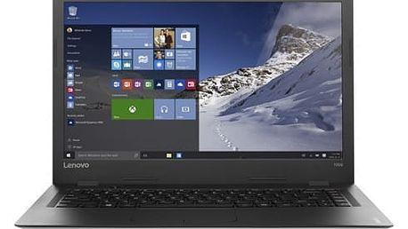 Notebook Lenovo 100S-14IBR (80R9009UCK) stříbrný