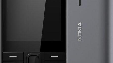 Nokia 230, Single Sim, černá