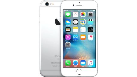 Apple iPhone 6s 32GB, stříbrná - MN0X2CN/A