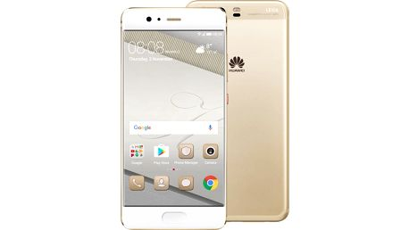 Huawei P10, Dual Sim, zlatá - SP-P10DSGOM