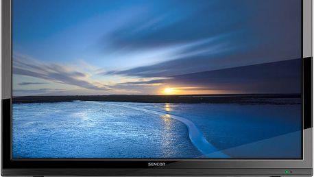 Sencor SLE 22F58TC - 55cm + Flashdisk A-data 16GB v ceně 200 kč