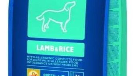 Granule Brit Premium Dog Lamb & Rice 15 kg + Doprava zdarma