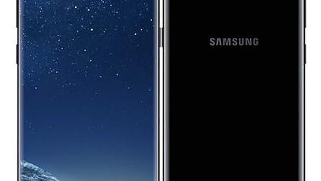 Mobilní telefon Samsung S8+ - Midnight Black (SM-G955FZKAETL)