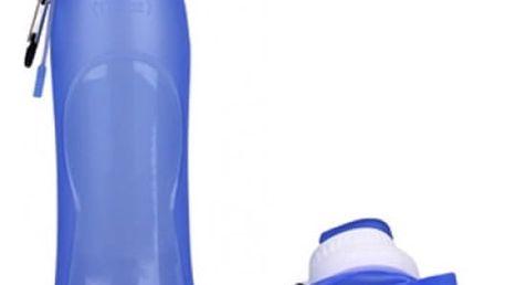 Skládací cestovní lahev