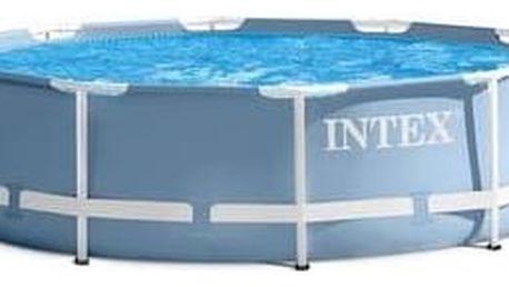 Bazén Intex Frame Pool Set Prism průměr 457 x 107 cm + Doprava zdarma