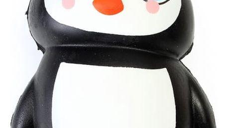 Mačkací antistresový míček - tučňák