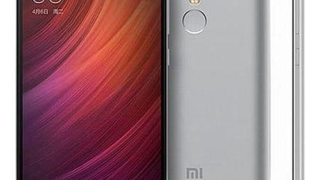Mobilní telefon Xiaomi Redmi Note 4 32 GB CZ LTE (472624) šedý