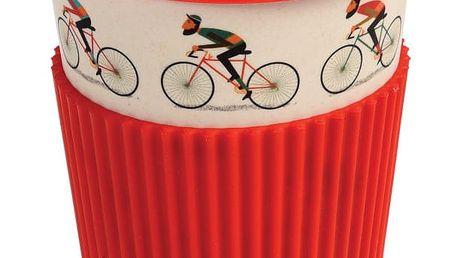 Bambusový cestovní hrnek Rex London Le Bicycle