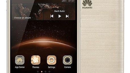 Huawei Y5 II, Dual Sim, zlatá - SP-Y5IIDSGOM