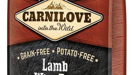 Brit Carnilove Lamb & Wild Boar for Adult 12kg