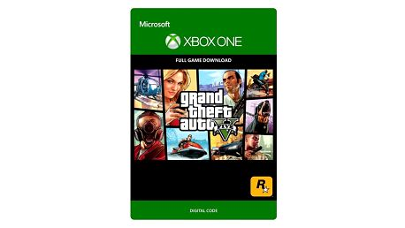 Grand Theft Auto V (Xbox ONE) - elektronicky - G3Q-00011