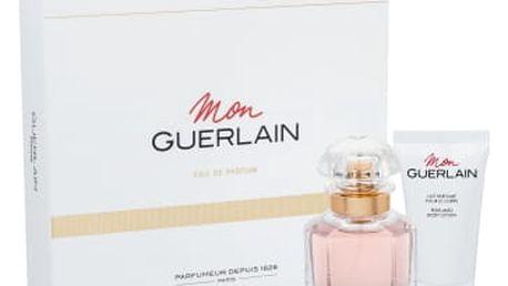 Guerlain Mon Guerlain dárková kazeta pro ženy parfémovaná voda 30 ml + tělové mléko 30 ml