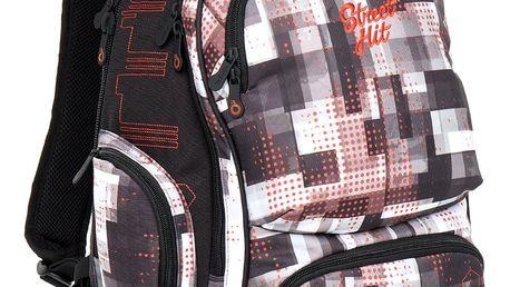 Studentský batoh Topgal HIT 866 C - Grey