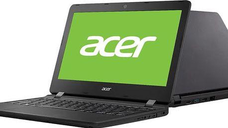 Acer Aspire ES11 (ES1-132-C4N2), černá - NX.GGLEC.001