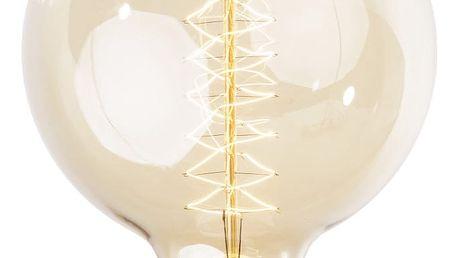 Žárovka Kolorowe Kable Carbon Filament Spiral G125 60W