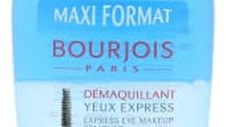 BOURJOIS Paris Express Eye For Waterproof Make-Up 200 ml odličovač očí pro ženy