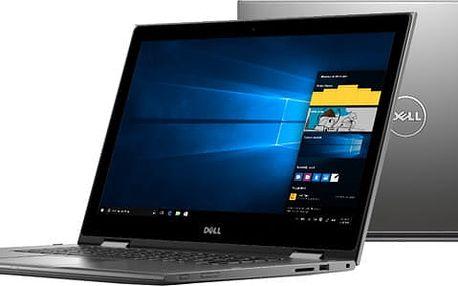 Dell Inspiron 15z (5578) Touch, šedá - TN-5578-N2-512S