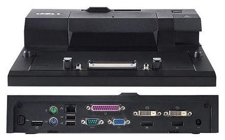 Dell replikátor portu Advanced E-Port II, 130W, USB 3.0 pro Latitudy řady E - 452-11415