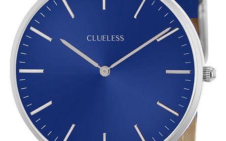 Dámské hodinky Clueless Seyada Bleu - doprava zdarma!