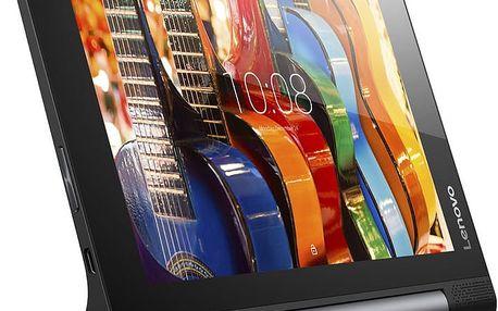 """Lenovo Yoga Tablet 3 8"""" - 16GB, ANYPEN, černá - ZA090091CZ"""