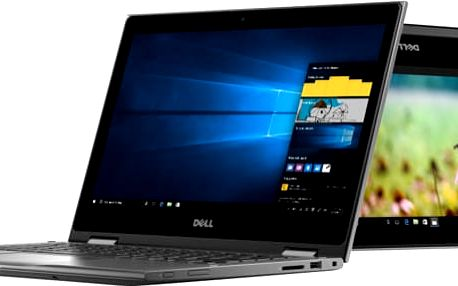 Dell Inspiron 13z (5368) Touch, šedá - TN-5368-N2-511S
