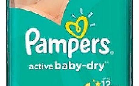 PAMPERS Active Baby VPP Junior 11-18kg 50 kusů