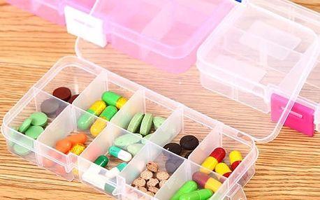Plastový organizační box - dodání do 2 dnů
