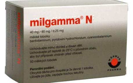 MILGAMMA N 50 Tobolky
