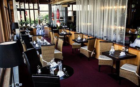 Romantický wellness pobyt na 3 dny pro 2 osoby v hotelu Morris, Nový Bor
