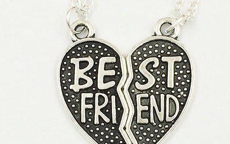 Náhrdelníky nebo prstýnky pro nejlepší přátele