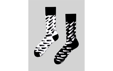 Ponožky Many Mornings Brush Strokes, vel. 35/38