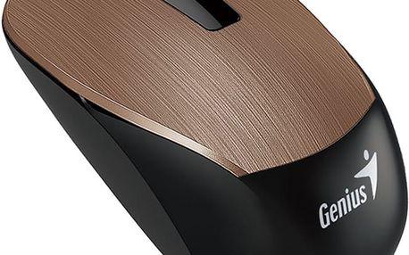 Genius NX-7015, bezdrátová, měděná - 31030119104