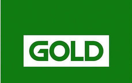 Microsoft Xbox Live zlaté členství 12 měsíců - 52M-00544
