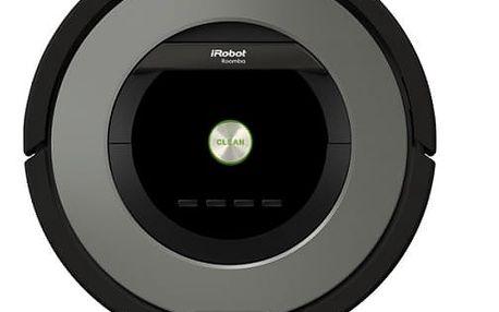 Vysavač robotický iRobot Roomba 866