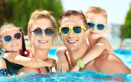 Aquapark Vyškov: vodní hrátky pro děti i dospělé