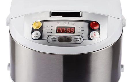 Multifunkční hrnec Philips HD3037/70 Multicooker stříbrný/nerez