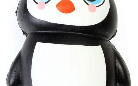 Mačkací antistresová hračka - tučňák