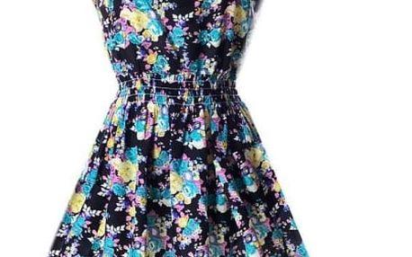 Letní šaty s hravým potiskem - 8 variant