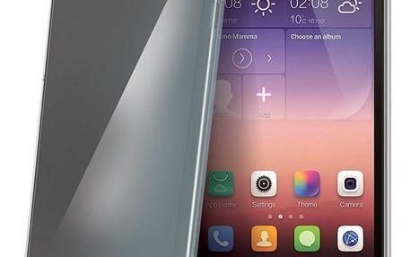 CELLY Gelskin pouzdro pro Huawei P8 Lite, bezbarvá - GELSKIN507