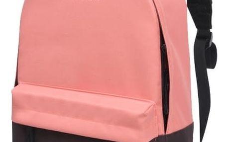 Módní školní batoh v různých barvách