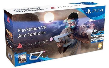 Farpoint - Aim Controller Bundle (PS4 VR) - PS719845560