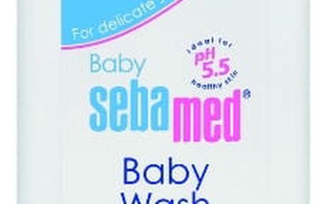 SEBAMED Dětská mycí emulze extra jemná 200 ml