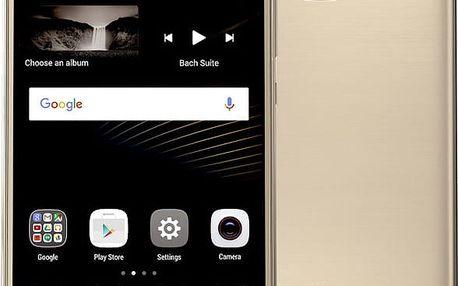 Huawei P9 Lite Dual SIM, zlatá - SP-P9LITEDSGOM