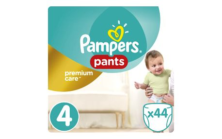 Pampers Premium Care Maxi vel. 4, 44ks