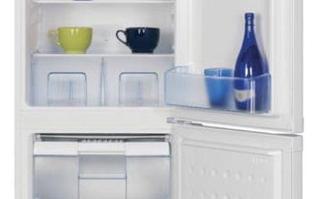 Kombinace chladničky s mrazničkou Beko CSA 22020 bílá