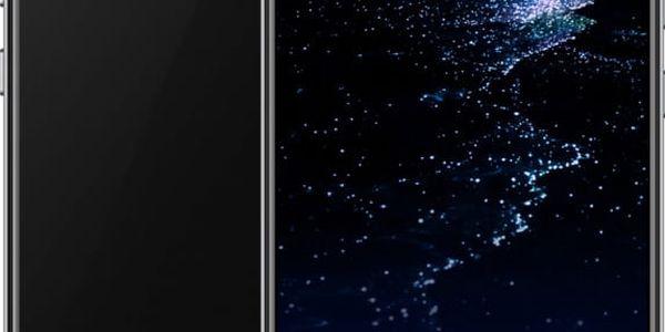 Huawei P10 Lite, Dual Sim, černá - SP-P10LITEDSBOM + Zdarma nabíječka do auta, 9V/5V 2A + USB C kabel v ceně 999Kč