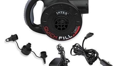 Pumpa Intex elektrická Quick Fill + Doprava zdarma