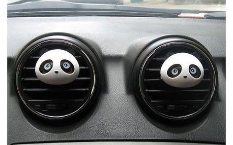 Osvěžovač vzduchu do auta v podobě pandy - dodání do 2 dnů